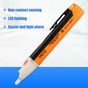 AC Electric Voltage Tester Test Alert Pen Detector Sensor 90~1000V ELECT 1523