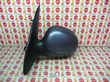99 FORD EXPEDITION DRIVER/LEFT SIDE VIEW POWER DOOR MIRROR W/SIGNAL FLASH OEM