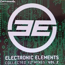 "Electronic Elements ""Collected 12"" Mixes-Vol.2"" * ARMA090 / 2xCD"