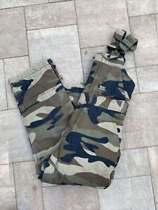 Walls Tough Wear Camo Hunting Overall Bibs Youth 12-14 Unisex