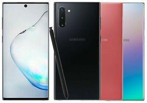 Samsung Galaxy Note 10 SM-N970F/DS 256GB 8GB Dual SIM GSM Unlocked International