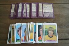A&BC Purple Back 2nd Series Football Cards 1971 - VGC! Pick The Cards You Need!