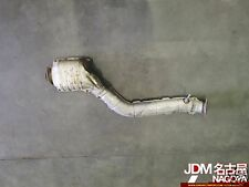 JDM 93-98 Toyota Supra JZA80 Twin Turbo OEM Downpipe Catalytic Pre Muffler