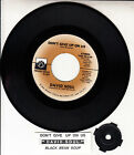 """DAVID SOUL Don't Give Up On Us 7"""" 45 rpm vinyl record NEW + jukebox title strip"""