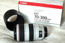 Canon EF 70-300mm F/4-5.6 EF IS L USM Lens