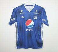Millonarios FC Football Adidas Jersey Size Men's XL Super Rare Colombian League