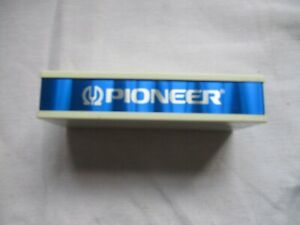 """Ultra rare Pioneer hifi velvet record cleaner. Vintage. """"New"""" and sealed."""