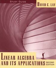 Linear Algebra and Its Applications : Study Guide by Lay, David C.