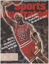 Sports Illustrated January 25, 1999 Michael Jordan's Greatest Hits- Retirement