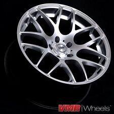 "VMR V718 19""  Wheels Silver rims BMW m3 e46 3 series z 4 135 335 5 series m5"