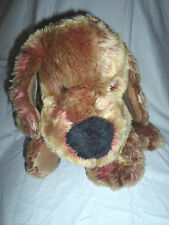 "Wal-Mart Brown Puppy Dog 21"" Soft Toy Plush Stuffed Animal"