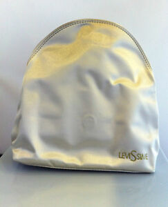 Luxury Satin Make Up Beauty Cosmetic Bag by  LevisSime