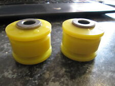 daihatsu sirion  yrv 4wd polyurethane bushes rear suspension, trailing arm rear