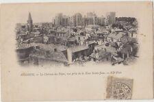 AVIGNON Vaucluse FRANCE Town View Vintage PC Cancelled 1902