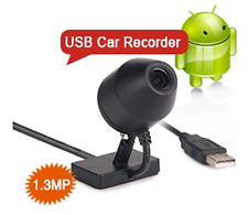 Erisin ES550 Universal 1.3MP USB Camcorder Recorder for Android Car DVD