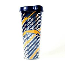 More details for los angeles chargers 22oz travel mug