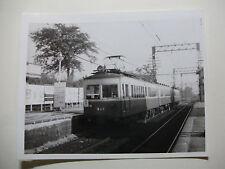 JAP594 - 1965 KEIHAN ELECTRIC RAILWAY Co ~ TRAIN No511 PHOTO Kyoto Japan