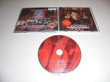 CD Soundtrack James Bond 007 Tomorrow Never Dies 15.Tracks 1997 Moby Sheryl Crow
