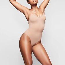 New Women's SKIMS Beige Sculpting Bodysuit Size XXS/XS