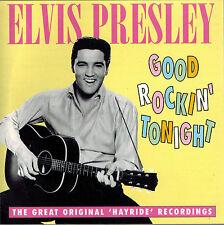 ELVIS PRESLEY - GOOD ROCKIN TONIGHT - CD ALBUM (1996) - NEW & SEALED!