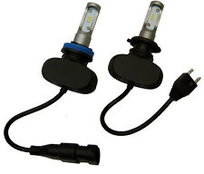 H7/H9 CSP 50W 8000 Lmn LED Headlight Bulb Kit- Suzuki GSXR 1000 750 600 Hayabusa