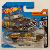 2020 Hotwheels 52 Hudson Hornet Cars Movie Mint! MOC!