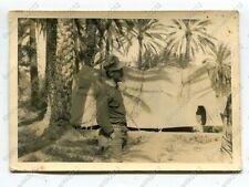 Foto, Sonderverband 288, Einsatz in Libyen, Afrika, (G), 92 (W)1220