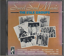 Sweet Soul Music The Stax Groups CD FASTPOST