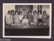 VINTAGE PHOTO / FELISA RINCON DE GAUTIER / PUERTO RICO / 1960's / RARE