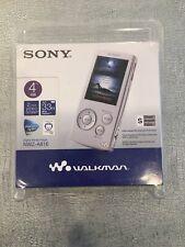 New ListingSony Walkman Nwz-A726 Silver (4 Gb) Digital Media Player Mint Condition