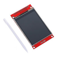 "240X320 2.8"" Spi Tft Lcd Touch Panel Serial Port Module With Pcb Ili934—QY"