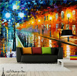 Colorful Wall Murals