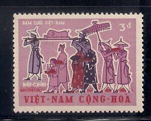 Vietnam-S.   1967   Sc # 315   MNH  OG   (1-084)