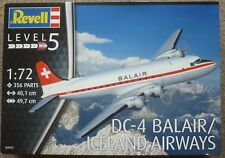 Revell 1:72 Douglas DC-4 Balair Iceland Airways 04947