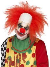 de luxe Perruque clown pour Hommes Femmes Halloween Horreur