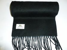 Lacoste Cashmere & Wool Racing Green Scarf