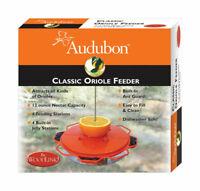 Audubon  Oriole  12 oz. Plastic  Jelly and Nectar Station  Bird Feeder  8