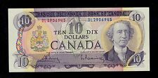 CANADA  10  DOLLARS  1971 DL  PICK # 88b UNC LESS.