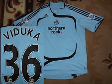 Newcastle United 2007/08 #36 VIDUKA Adidas 3XL XXXL AWAY 18 shirt jersey 07