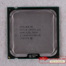 Intel Core 2 Duo E6600 CPU (HH80557PH0564M) 775 SL9S8 SL9ZL 2.4/1066 Free ship