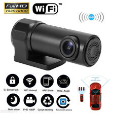 1080P WiFi Car DVR Camera WDR Driving Recorder Hidden Wide Angle Dash Cam MA1585