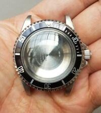 Vintage Tudor 7016/0 submarine 200M, black bezel case