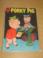 PORKY PIG #60 VG- (3.5) DELL COMICS OCTOBER 1958