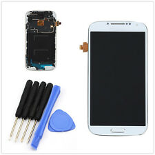 Blanco Pantalla LCD Display & Touch Screen Tactile Para Samsung Galaxy S4 i9505