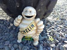 "Antique Look Cast Iron 6"" Tall Michelin Man Tyre Tire Bibendum Man Standing"