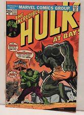 The Incredible Hulk #171 (1974) Abomination and Rhino. High Grade Copy.