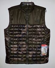 THE NORTH FACE Men's Thermoball Remix Vest Black Ink Green Camo NWT Medium (M)
