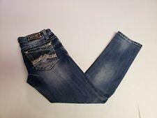 Miss Me Jeans 26 Straight JE1086TN Juniors w