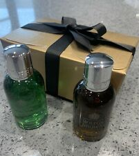 Molton Brown Recharge Black Pepper & Bracing Silver Birch Body Wash gift set