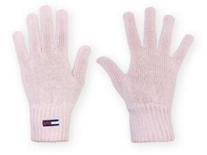 Damen Handschuhe Tommy Hilfiger Rosa AW0AW10704-TJP